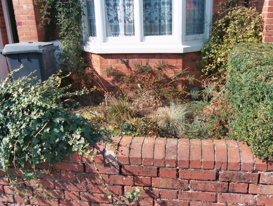 Front garden design ideas low maintenance