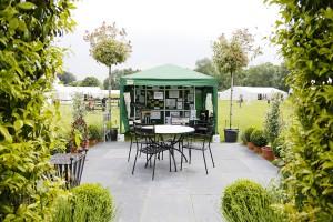 Garden design show garden