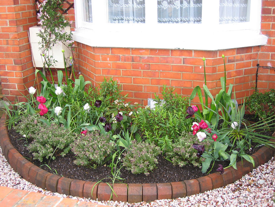 Low Maintenance Front Gardens